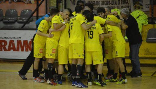 ABC/UMinho sai da Maia com a sexta derrota no campeonato