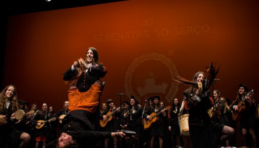 Serenatas da Tun'Obebes deixam saudade a Guimarães [fotogaleria]