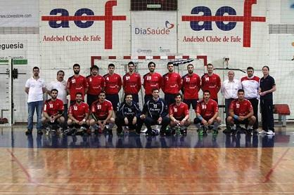 AC Fafe com arranque negativo na segunda fase do campeonato