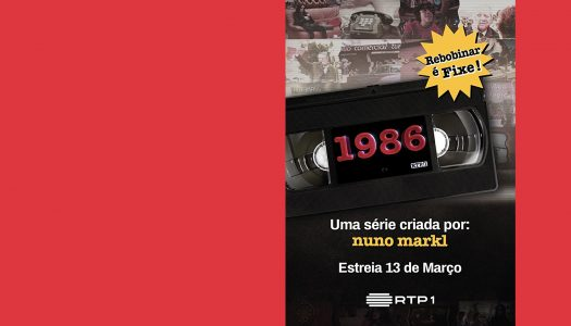 "1986, a nostalgia ""contagiante"" de Nuno Markl"