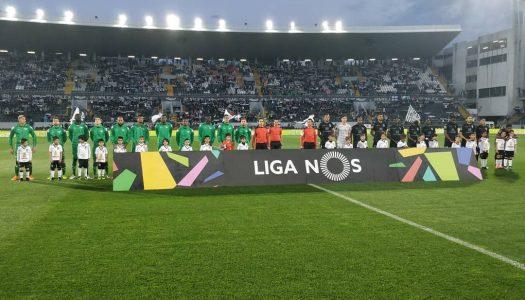 Vitória SC vence dérbi vimaranense