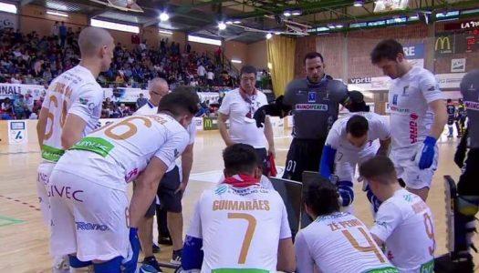 OC Barcelos vs Lleida (destaques)