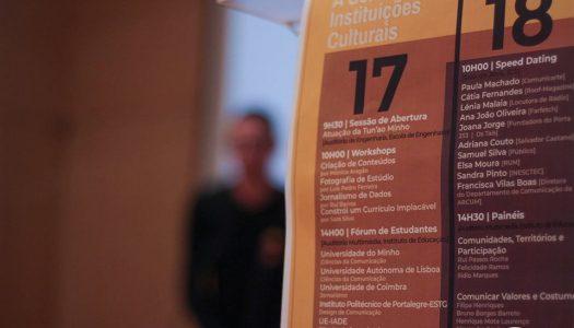 Minuto-a-minuto: XXI Jornadas da Comunicação