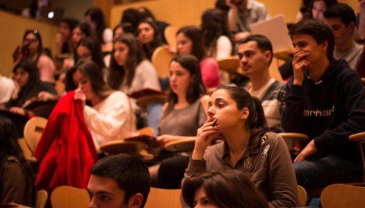 Número de candidatos ao ensino superior diminui