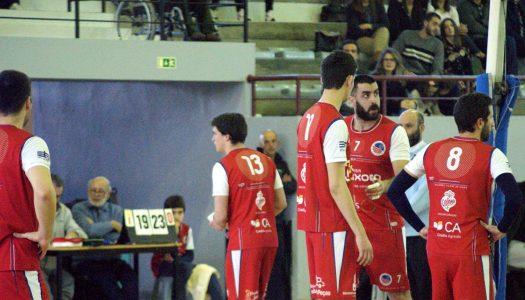 VC Viana derrotado antes do play-off de manutenção