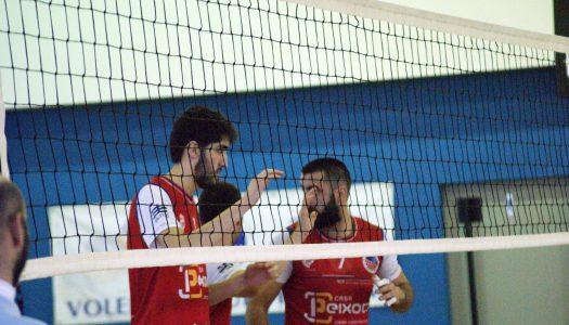 VC Viana vence CA Madalena fora de portas