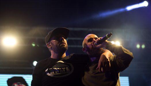 """Mundo Segundo e Sam the Kid: """"A nossa linguagem é a linguagem clássica do hip hop"""""""