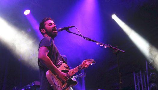 """Tiago Bettencourt: """"Ficámos muito felizes de estar cá e das pessoas cantarem as músicas"""""""