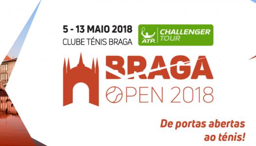 Ténis: Braga é palco de um Challenger pela primeira vez