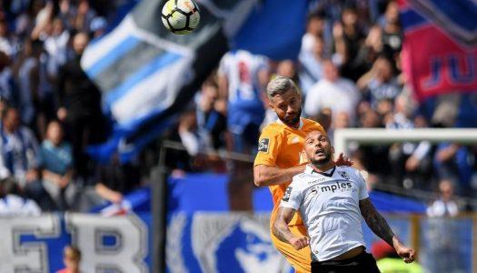 Vitória SC perde com golo solitário de Marcano
