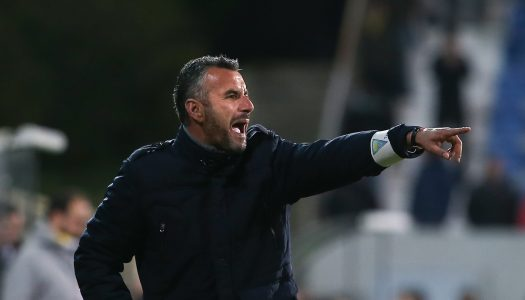 Ivo Vieira assume comando técnico do Moreirense