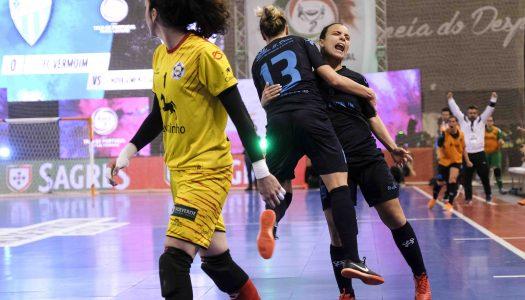 FC Vermoim afastado da final da Taça de Portugal feminina