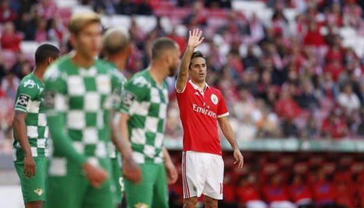 SL Benfica vs Moreirense (destaques)
