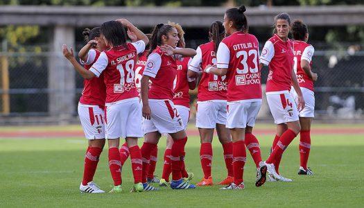 SC Braga goleia União Ferreirense