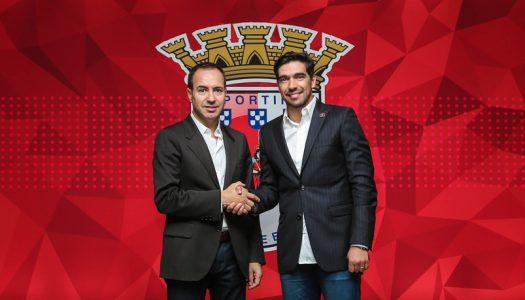 SC Braga renova com Abel Ferreira