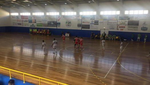 SC Braga/AAUM vence antes do playoff
