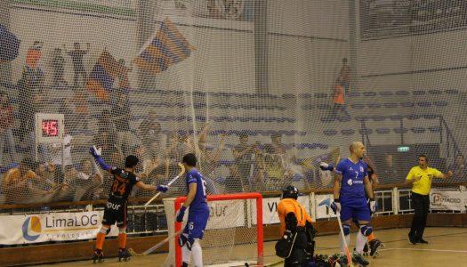 Juventude de Viana vence HC Braga