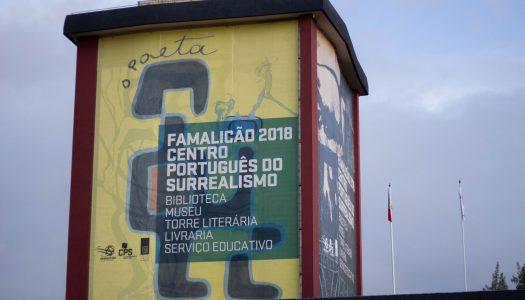 O lugar do surrealismo é em Famalicão