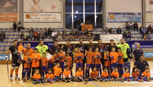 Juventude de Viana entra com o pé esquerdo no campeonato