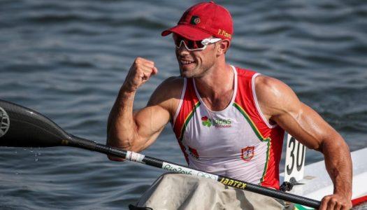 Fernando Pimenta conquista bronze nos Europeus de Canoagem