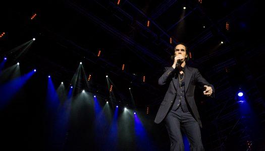Nick Cave, o messias que parou a chuva
