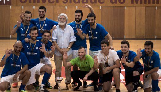 Squadra Azzurra sagra-se tricampeã do Torneio Moisés Martins