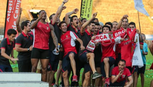 SC Braga conquista bronze no Campeonato Nacional de Clubes