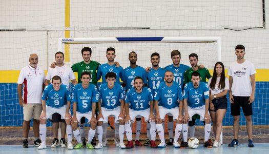 Alunos da UMinho convocados para o Mundial Universitário de Futsal