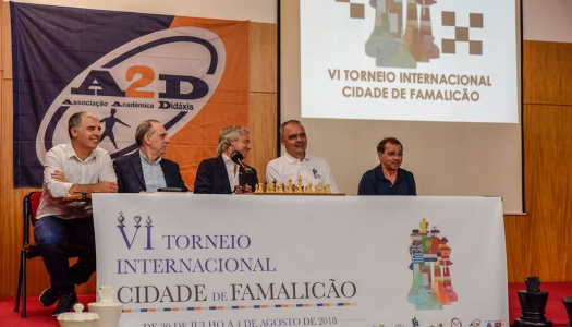 Famalicão recebe xadrezistas de todo o mundo