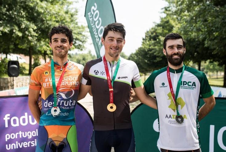 AAUM conquista medalhas no CNU de BTT-XCO