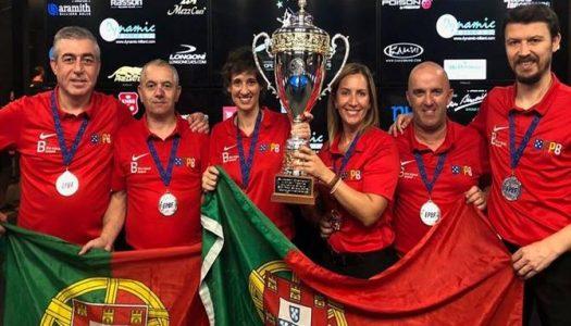 Atletas minhotas conquistam ouro no Europeu de Pool