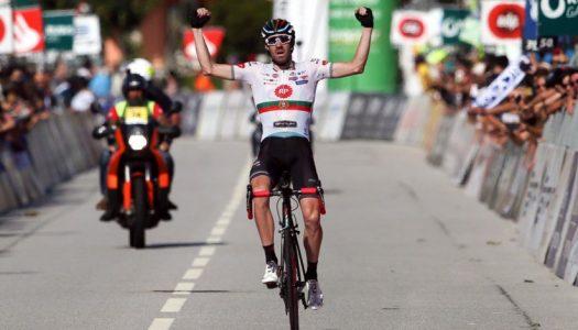 Ciclista minhoto vence etapa da Volta a Portugal
