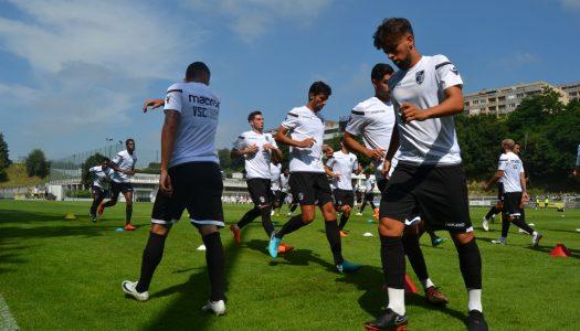 Vitória SC: alcançar a Europa é o objetivo da nova época