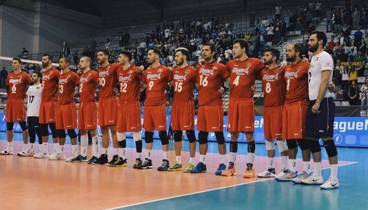 Forum Braga recebe seleções nacionais de voleibol