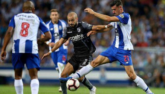 Vitória SC vence após reviravolta no Dragão