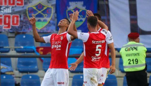 SC Braga aguenta e soma nova vitória