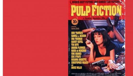#ARQUIVO | Tempo de violência (e de bom cinema): Pulp Fiction.