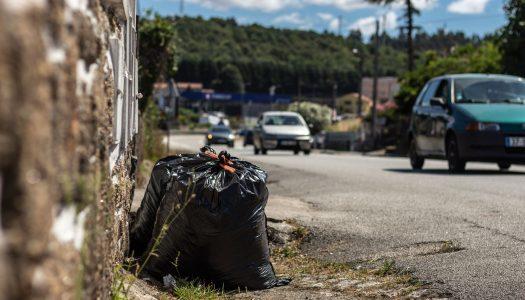 Famalicão quer bermas sem lixo. IP diz já ter iniciado as limpezas