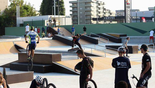 Complexo Desportivo da Rodovia. Um ano após a reinauguração
