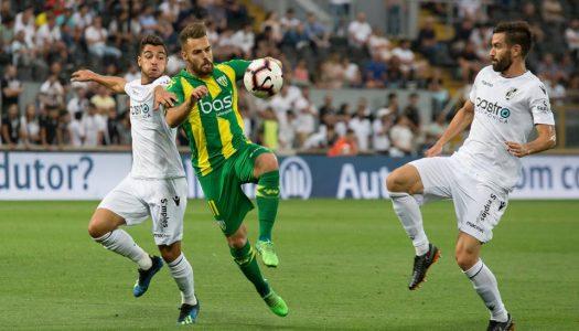 Vitória SC fora da Allianz Cup