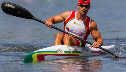 Fernando Pimenta campeão do mundo em K1 5.000 metros