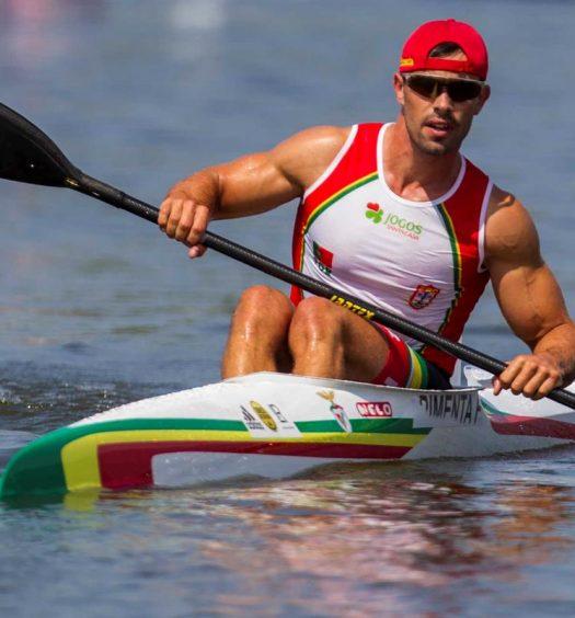 Fernando Pimenta campeão do mundo de K1 5.000 metros