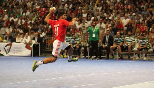 Sporting CP vs SL Benfica (destaques)