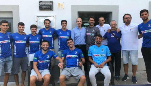 OC Barcelos ambiciona lutar pelos primeiros lugares