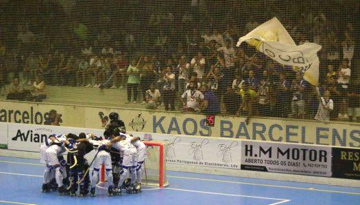 OC Barcelos sofre primeira derrota no campeonato