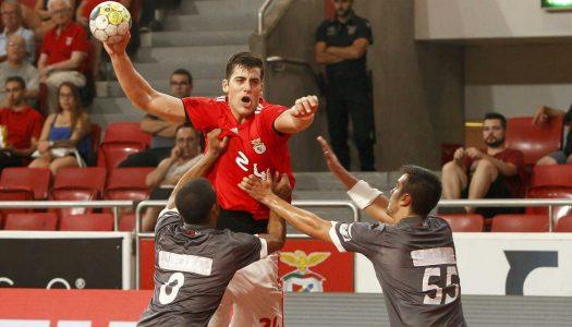 SL Benfica derrota Arsenal C. Devesa em jogo antecipado