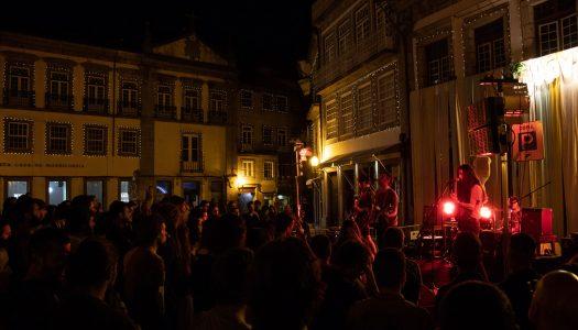 Suave Fest embala, mas anima a cidade berço