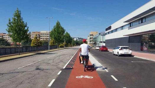Braga Ciclável descontente com regeneração da ciclovia de Lamaçães