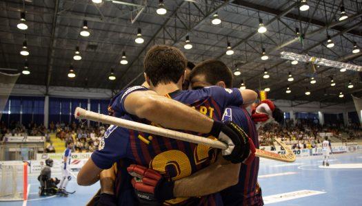Barcelona leva Taça Continental para a Catalunha