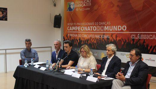 Famalicão recebe Campeonato do Mundo 10 Danças